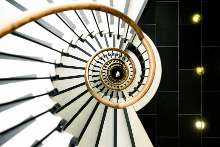 Switching Up Your Stairwell