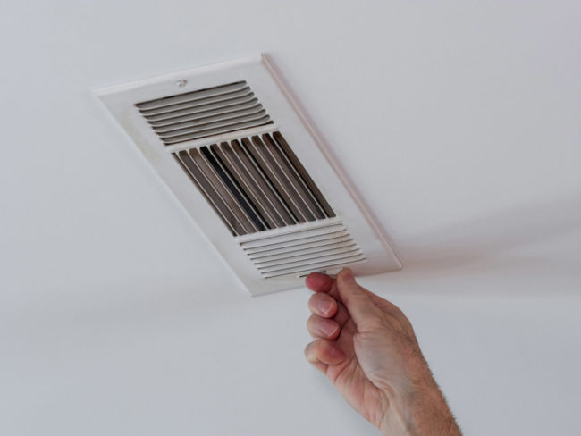 Closing Vents May Not Save Energy